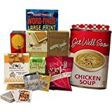 Art of Appreciation Gift Baskets Get Well Soon Chicken Soup Tote Gift Bag by Art of Appreciation Gift Baskets