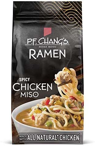 P.F. CHANG'S Home Menu Spicy Chicken Miso Ramen Frozen Meal, 20 oz.