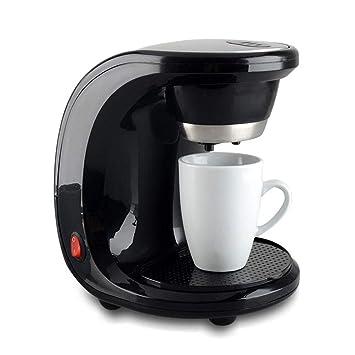 Trend Fabric Máquina de café 450W 2 Tazas máquina de café de Goteo máquina de café en casa máquina de café exprés automática automática: Amazon.es: Hogar
