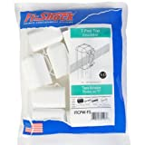 t post insulator caps - Fi-Shock ITCPW-FS T-Post Safety Cap and Insulator, White