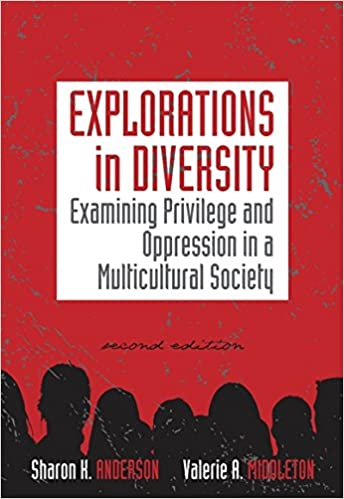 com explorations in diversity examining privilege and  explorations in diversity examining privilege and oppression in a multicultural society counseling diverse populations 2nd edition