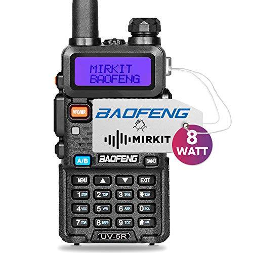 Mirkit Radio UV-5R MK4 8W MP Max Power 2019 1800 mAh Li-Ion Battery Pack, Baofengradio corp.