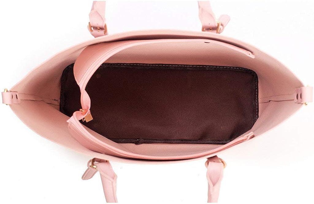 3Pcs Womens Makeup Bag Miuye Leisure Stylish Messenger Bags Totes Shoulder Bags Cell Phone Purse Clutch Purse