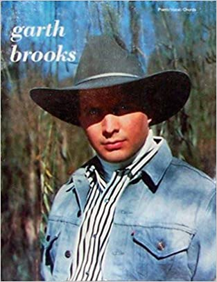 Garth Brooks Piano Vocal Chords Cpp Belwin Amazon Books