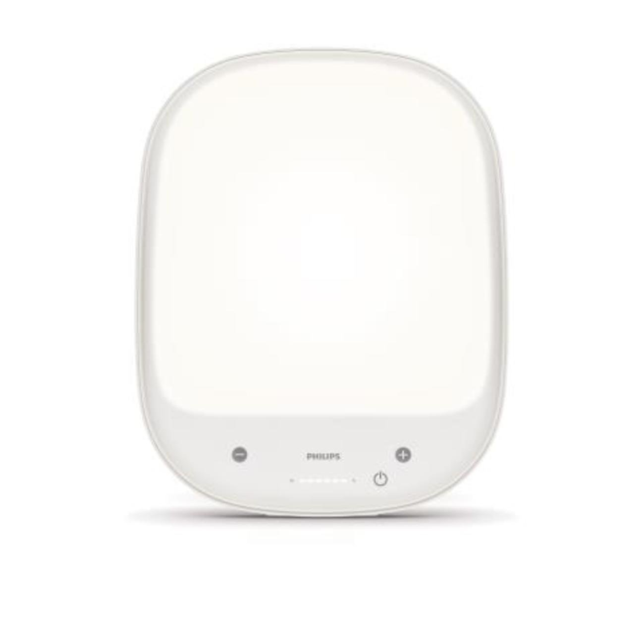 Philips Natural Energy White Light Therapy Medical Grade, White/Silver HF3418/60 by Philips (Image #1)