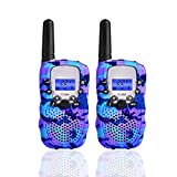 Toys for 3-5 Year Old Boy Girl, Walkie Talkie for Kids Toys for 4-10 Year Old Boy Girl Gift for Girl Boy Age 3-10