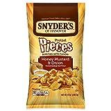 Snyder's of Hanover Pretzel Pieces, Honey Mustard & Onion, 12 Ounce