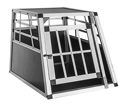 Cage de transport pour chien en aluminium Box Voyage Boîte outils HaPro