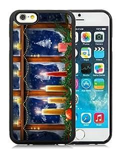 diy phone caseCustom-ized Phone Case iPhone 6 Case,Merry Christmas Black iPhone 6 4.7 Inch TPU Case 53diy phone case