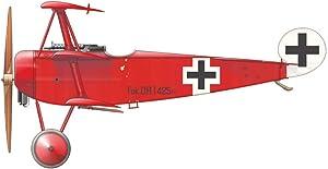Eduard Plastic Kits 8162Model Kit Fokker Dr. I Professional Pack
