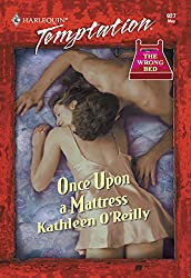 Once Upon A Mattress (Mills & Boon Temptation) (The Wrong Bed series Book 25)