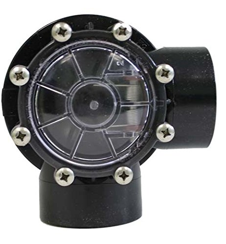 Jandy 7512 90-Degree, 2-Inch to 2-1/2-Inch Check Valve (Jandy Valve 2 Inch compare prices)