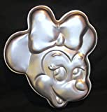 Minnie Mouse Face Walt Disney Wilton Cake Pan #515-809