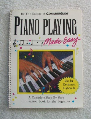 Piano Playing Made Easy