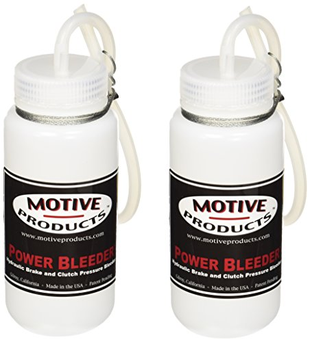 Motive Products 1820 Brake Fluid Catch Bottle Kit