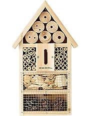 Pearl, casa per insetti, kit si costruzione, casetta e protezione per insetti utili (da costruire)