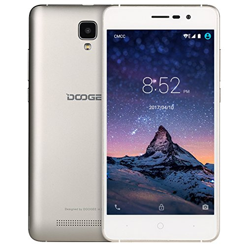 Unlocked Smartphones, DOOGEE X10 GSM International Phone - 5