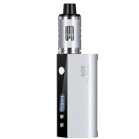 Cigarrillo Electrónico, 80W Función de Relleno a Tope Atomizer 0.3ohm,Atomizadore Vapeador Kit