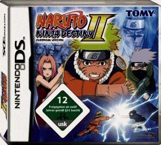 Naruto - Ninja Destiny 2 (European Version) [Importación ...