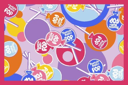 LA Rug Tootsie Roll Pop Rug 19