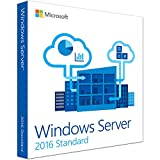 Media digital Windows Server 2016 Standard 64Bit English 16 Core Standard OEM version