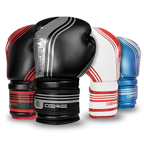 Sanabul Core Series Gel Boxing Kickboxing Bag Training Gloves