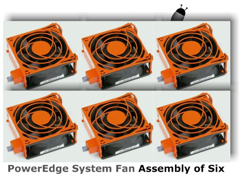 Dell PowerEdge Hot plug System Cooling