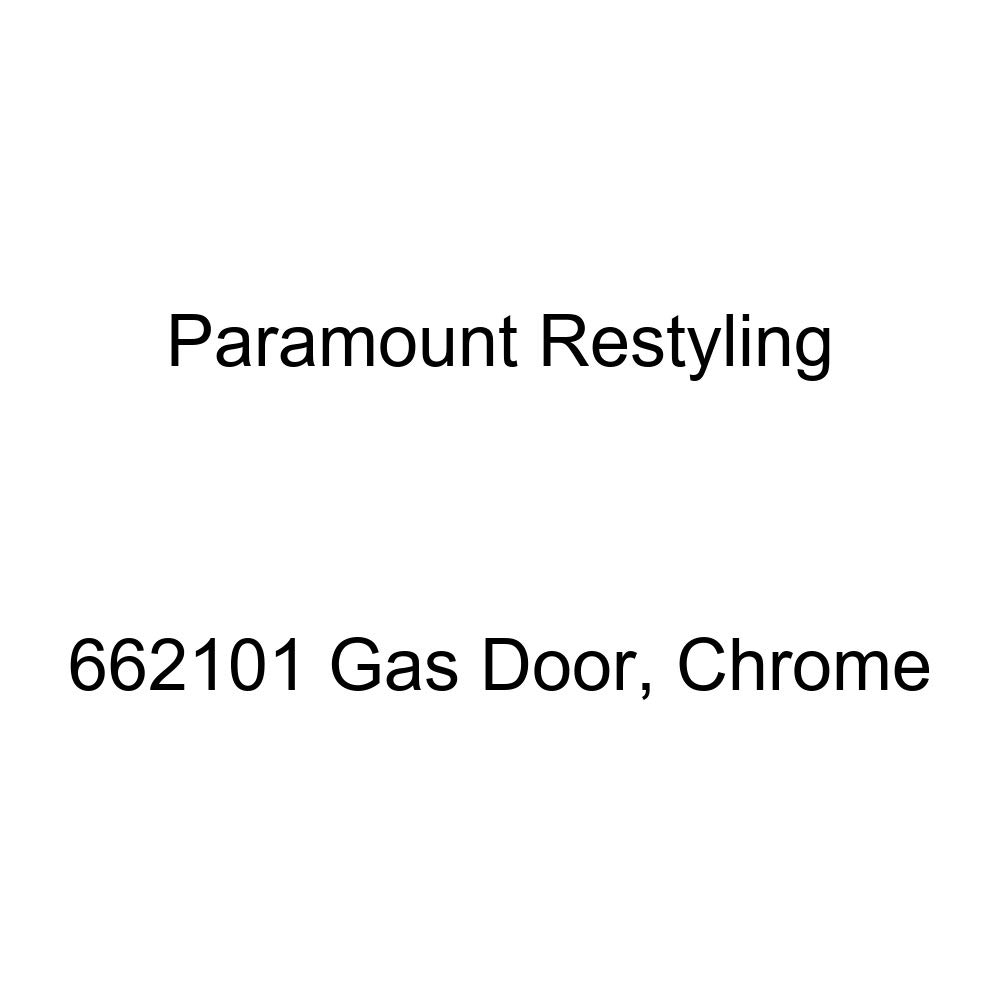Chrome Paramount Restyling 662101 Gas Door