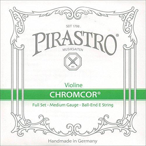 Pirastro Chromcor Violin String Set product image