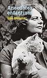 Anecdotes enfantines par Morante