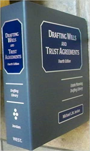Drafting Wills And Trust Agreements Estate Planning Drafting