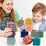Mini Tudou Baby Blocks Soft Building Blocks Baby