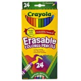 Crayola Erasable Colored Pencils, Kids At Home