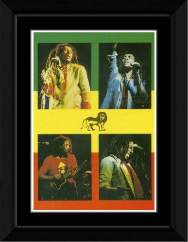 Bob Marley Framed Pictures - 9