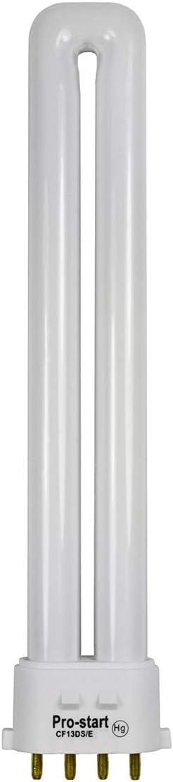 Major Brand 20314 CF13DS//E//827 2700K Warm White 13W 4Pin 2GX7 Base CFL Bulb