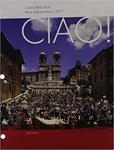 ciao 8th edition