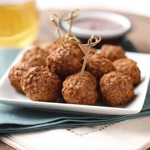 Omaha Steaks 1 (12 oz. pkg.) All-Beef Meatballs