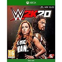 WWE 2K20 Regular Edition NMC Xbox One