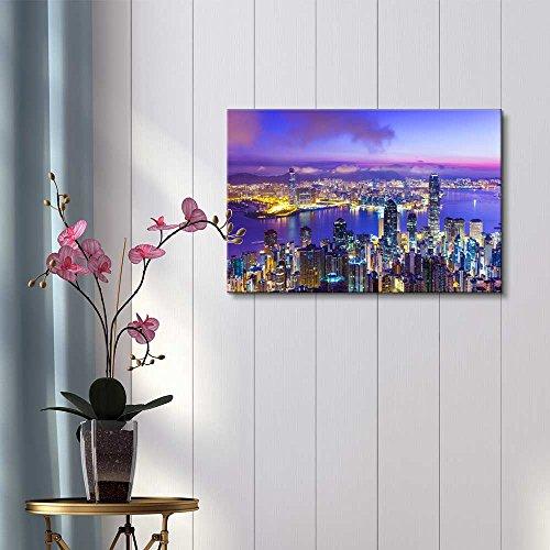 Hong Kong Skyline at Dawn