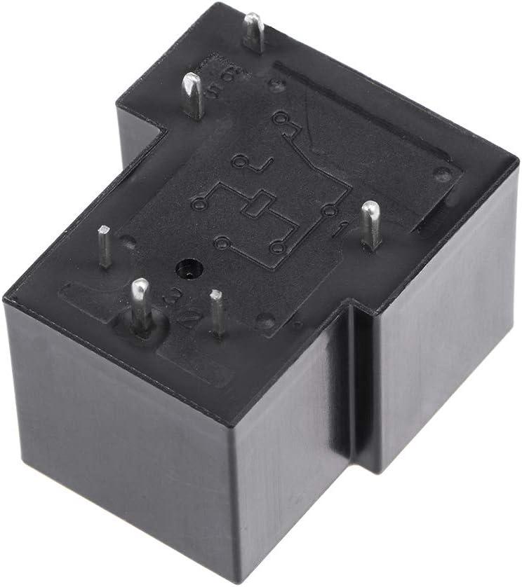 uxcell 1 Pcs T90-12VDC-TL-C DC 12V Coil SPDT 6Pin PCB Electromagnetic Power Relay