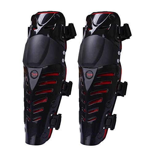 Tera Armor Protect Guard Pads 1 Pair of Adults Shin for Motorcycle Racing