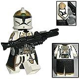87th Star Corps Legionär Clone Trooper custom design Star Wars Figur gefertigt aus Lego & custom Teilen