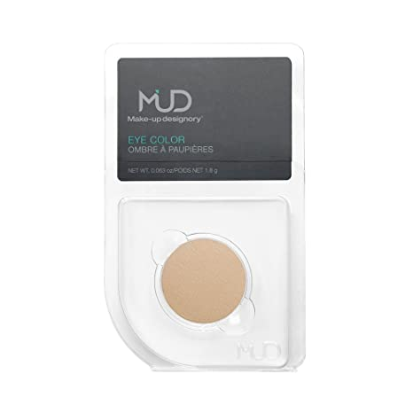 Mud Makeup Desi gnory dulce de leche Eye Color