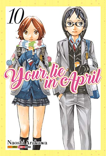 Your Lie in April - Volume 10