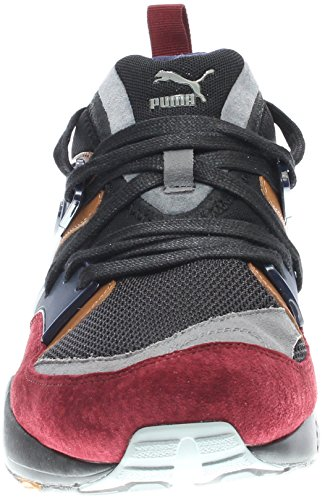 Puma Blaze Of Glory Street Dark 36108101 Black / Cordovan / Peacoat 10.5 D(M) US Men clearance for nice outlet eastbay best place to buy free shipping authentic UtVZlNlqq
