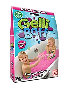 Zimpli Kids Gelli Baff - Bath Gelli, Pink