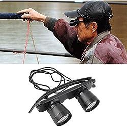 Sygrand(TM) Hot 3x28 Magnifier Glasses Style Outdoor Fishing Optics Binoculars Telescope Quality New
