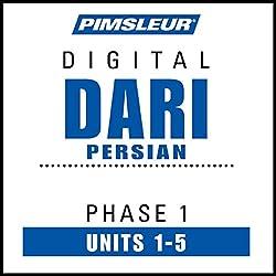 Dari Persian Phase 1, Unit 01-05