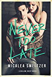Never Too Late (Willow Creek Book 2)