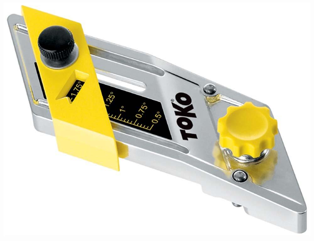 Swix, Kanten-Tuning-Werkzeug von Toko, Silber/Gelb